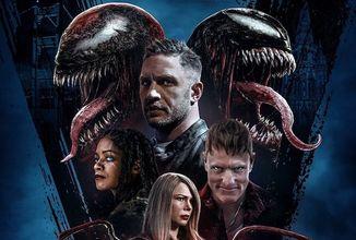 Plakát na pokračování Venoma udělá fanouškům radost