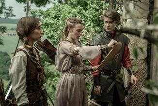Svět české pohádky Princezna zakletá v čase se rozroste o knihu povídek