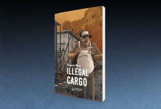 Starý mexický pán José Sendero hledá svou ztracenou dceru v komiksu Illegal Cargo