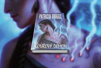 Oblíbená hrdinka Mercedes Thomson se vrací ve dvanáctém románu s podtitulem Kouřový démon