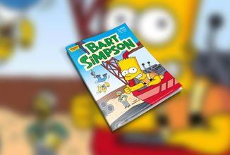 Ralph Wiggum obhajuje Barta Simpsona u školního soudu