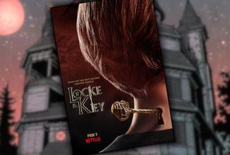 Netflixovský Zámek a klíč má dátum premiéry a plagát