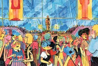 Argomiks láká na komiksovou adaptaci divadelní hry R.U.R. od Karla Čapka
