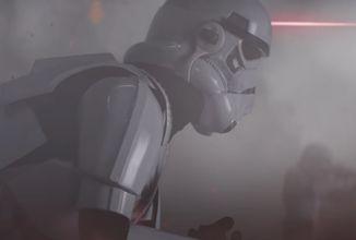 Fanúšikovsý seriál Star Wars: Bucketheads ukazuje trailer na prvú sériu