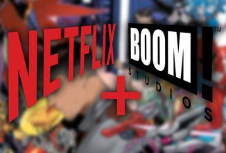 Na Netflixe môžu ožiť ďalšie komiksy. Spoločnosť podpísala zmluvu s vydavateľstvom BOOM! Studios