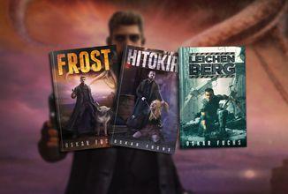 Nová akční fantasy kniha Leichenberg od Oskara Fuchse