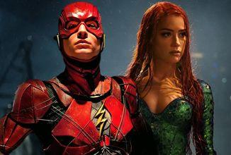 Fanúšikovské petície proti filmovému Flashovi a Mere z Aquamana