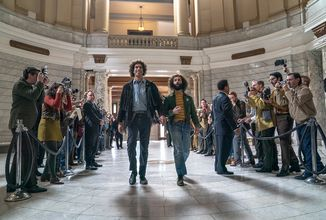 Politická dráma Trial Of The Chicago 7 je nabitá dobrými hercami