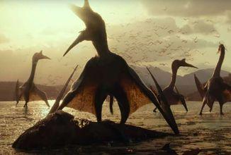 Exkluzivní video ke třetímu dílu Jurského světa bude k dispozici v IMAXU při promítání F9