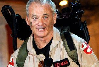 Bill Murray potvrdil účasť v nových Krotiteľoch duchov