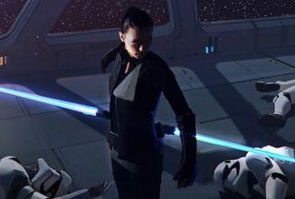 Uniklý scénář a obrazové koncepty Star Wars: Duel of the Fates