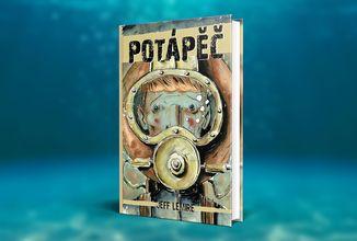 Komiks Potápěč vypráví rodinné drama s prvky mysteriózna