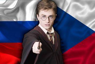 Znáte české a slovenské překlady pojmů z Harryho Pottera?