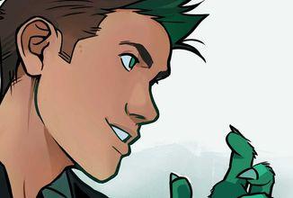 Garcia a Picolo o tvorbe Teen Titans: Beast Boy