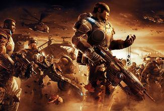 Gears of War jako karetní hra
