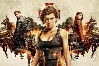 Celá filmová série Resident Evil vychází ve 4K kolekci