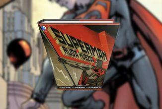 Alternativní komiks Superman: Red Son se dočkal dotisku