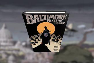 Pokračování honby za Rudým králem v Baltimore 7: Prázdné hroby