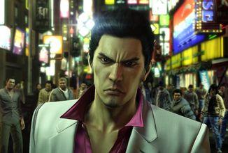 Sega chystá hraný film založený na japonské herní sérii Yakuza