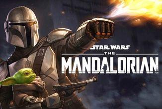 Druhá série Mandaloriana v oficiálním traileru