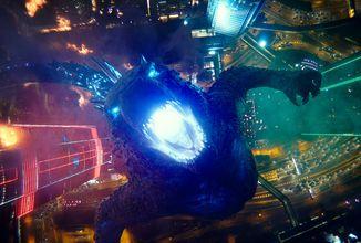 Godzilla vs. Kong ukazujú v novom traileri aj Mechagodzillu