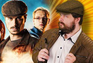 Major Grom: Morový doktor - Ruský geroj lepší než Marvel?