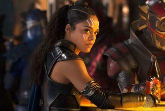 Thor: Love and Thunder: Valkýra dostane kráľovnú, Bale zasa rolu