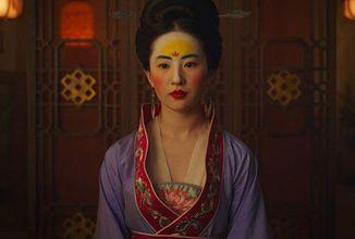 V novém filmu o Mulan pravděpodobně nebude Mushu