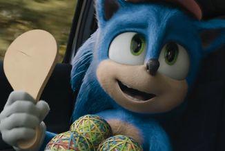Změna filmového Sonica stála miliony dolarů