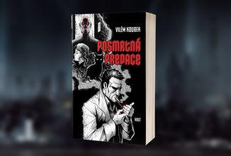 Český autor Vilém Koubek se románem Posmrtná predace přesouvá do žánru krimi