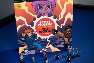 Spoločenská hra Scott Pilgrim slávi opäť úspech na kickstarteri