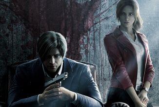 Resident Evil: Infinite Darkness dostává trailer oznamující datum premiéry