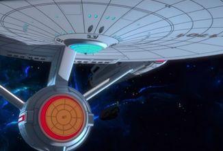 Nové Short Treky budú animované