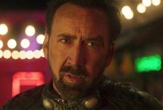 Nicolas Cage jako nezvyklý záchrance v šíleném filmu Prisoners of the Ghostland
