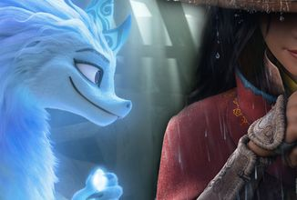 Raya a drak je nádherný animák, který sráží průměrný příběh