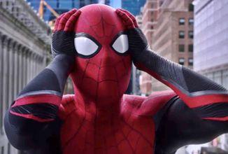 Marvel logo s tvárou Black Panthera a nakrúcanie Spider-Mana vyvoláva otázky