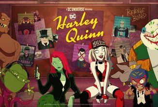 To najlepšie z DC FanDome Harley Quinn panelu