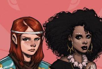 Květnové komiksové balíčky nakladatelství CREW