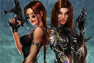 V najnovšom omnibuse Witchblade Kompendium hosťuje aj Lara Croft