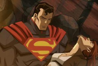 Animovaný film Injustice láká ukázkou těsně před vydáním