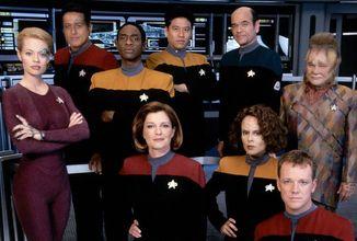 Star Trek: Voyager dostane vlastný dokument, čoskoro začne crowdfunding