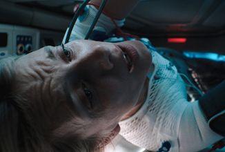 Na hranici života a smrti bude balancovat Mélanie Laurent ve frustrujícím sci-fi thrilleru Kyslík