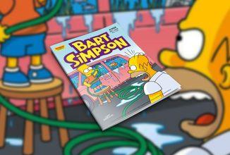 V červnovém čísle Bart Simpson se utká Martin s Milhousem o titul nejméně oblíbeného žáka školy
