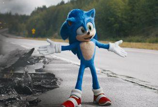 Sonic se nám připomíná ve svém velkém filmu