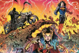 Temná metalová verzia Batmana sa vracia v novej sérií, zatiaľ iba v angličtine