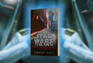 Thrawn se vrací ve třetí knize s podtitulem Velezrada