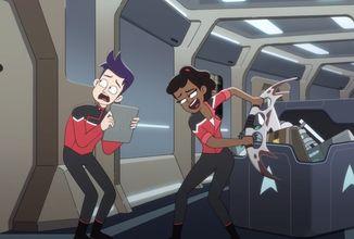 Lower Decks ukazujú obstojný začiatok prvej epizódy