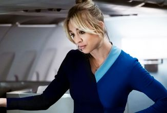 Penny z Teorie velkého tresku sa stane letuškou v kriminálnom seriáli