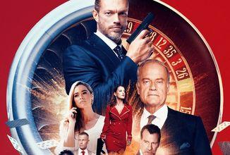 Seriálový Frasier potrebuje vykradnúť kasíno v lietadle, no nie je na to sám