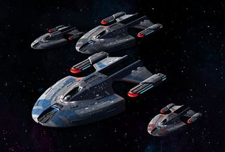 Česká scifi produkcia zháňa peniaze na anglický Star Trek fan film